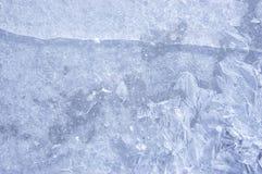 Milieux extérieurs 10 de glace Images libres de droits
