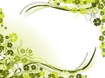 Milieux floraux, vecteur Images libres de droits