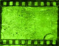 Milieux grunges de bande de film Photo stock