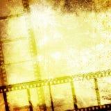 Milieux grunges de bande de film Photos libres de droits