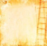 Milieux grunges de bande de film Image libre de droits