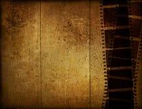 Milieux grunges de bande de film illustration de vecteur