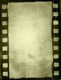 Milieux grunges de bande de film Images libres de droits