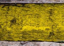 Milieux le vieux texturisé en bois Images libres de droits