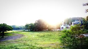 Milieux : lumière du soleil photographie stock libre de droits