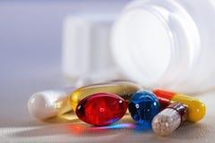 Milieux médicaux abstraits Photographie stock libre de droits