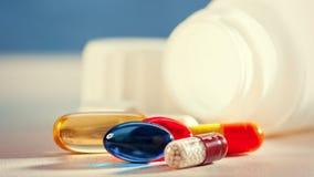 Milieux médicaux abstraits Image stock