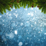 Milieux saisonniers abstraits Images stock