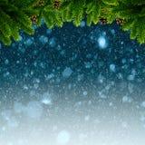 Milieux saisonniers abstraits Photos libres de droits