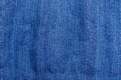 Milieux texturisés de jeans de rayures verticales Image stock