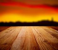 Milieux texturisés en bois Photos libres de droits