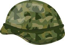Mililtary Helmet Royalty Free Stock Photos