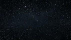 Milion gwiazd Zwierają pętlę royalty ilustracja