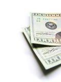 Milione banconote in dollari Fotografie Stock