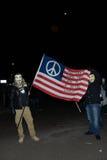 Milione maschere marzo a Londra Immagine Stock