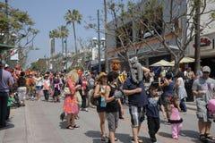Milione parate del burattino Fotografia Stock Libera da Diritti