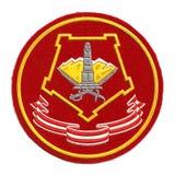 militär bandryss Fotografering för Bildbyråer