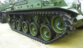 Militär behållare Arkivfoto