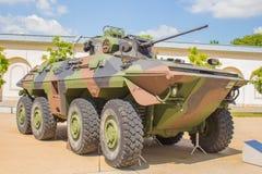 Militär behållareTyskland - Luchs/lodjur Royaltyfria Bilder