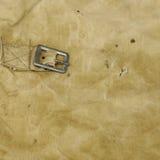 Militär eller för tygbakgrund för armé grov textur Royaltyfri Fotografi