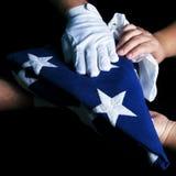Militär förlust royaltyfria bilder