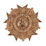 Militär garnering Royaltyfri Fotografi