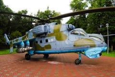 Militär helikopter fotografering för bildbyråer