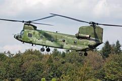Militär helikopter Royaltyfria Foton
