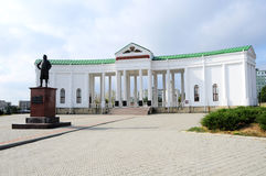 Militär-historischer Erinnerungskomplex im Bieger, Transnistrien Lizenzfreie Stockfotografie