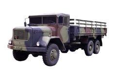 militär lastbil Arkivfoton