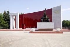 militär museumryss Arkivbilder