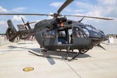 Militär nytto- helikopter för flygbuss H145M arkivbilder