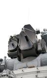 militär radar Arkivbild