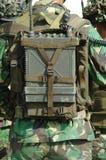 militär radio Royaltyfri Foto