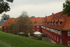 Militära baracker, Köpenhamn Royaltyfri Bild