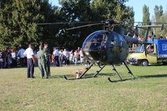 1 militära ockupationräddningsaktion för helikopter Royaltyfri Bild