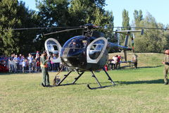 1 militära ockupationräddningsaktion för helikopter Royaltyfri Foto