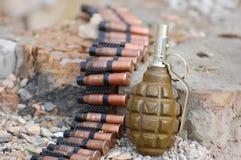 Militärarchäologie Lizenzfreie Stockfotos