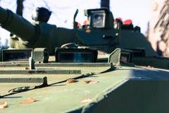 Militärbehälter Stockfotografie