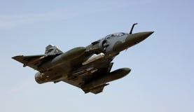 Militärdüsenflugzeug Lizenzfreie Stockbilder