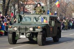 Militären ståtar Arkivfoto