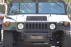 Militärfahrzeug Lizenzfreie Stockbilder