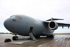 Militärflugzeug Lizenzfreie Stockfotos