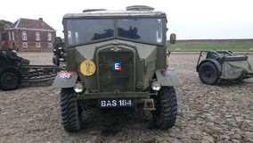 Militärfordon Arkivbilder