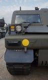 Militärfordon Arkivfoto