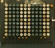 Militärgeheimcode Lizenzfreies Stockfoto