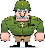 Militärgeneral Stockfoto