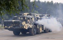 Militärische Ausrüstung Stockbilder