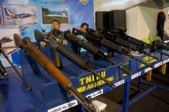 Militärische Ausrüstung Stockfotos