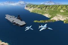 Militärische Ausrüstung lizenzfreie abbildung
